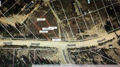 Clear Creek County Residential Lots & Land Active: Aspen Road