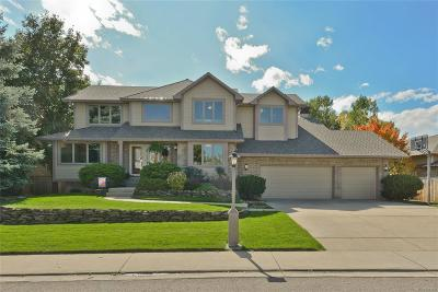 Longmont Single Family Home Under Contract: 1201 Twin Peaks Circle