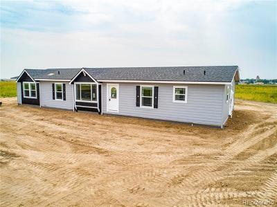 Nunn Single Family Home Active: 15088 County Road 100