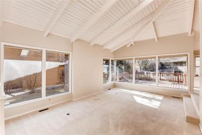 Single Family Home Under Contract: 8101 East Dartmouth Avenue #7