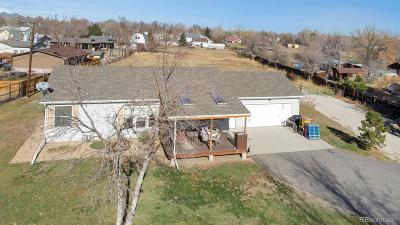 Golden, Lakewood, Arvada, Evergreen, Morrison Single Family Home Active: 4825 Holman Street