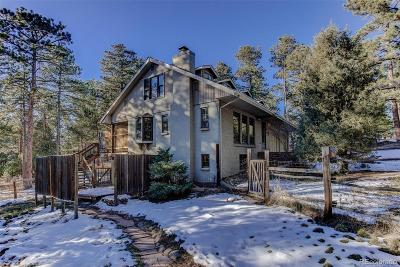 Golden Single Family Home Under Contract: 801 Ballantine Road