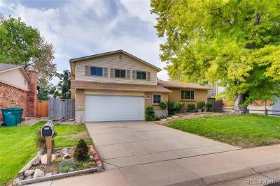 Westminster Single Family Home Active: 6530 West 108th Avenue
