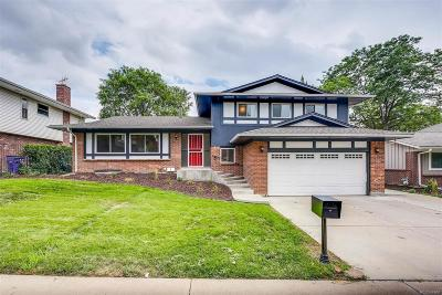 Single Family Home Under Contract: 8430 East Princeton Avenue