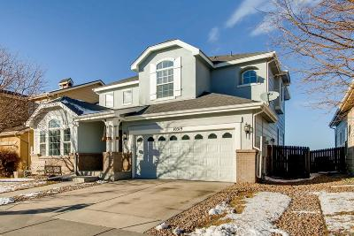 Commerce City Single Family Home Under Contract: 10319 East 113th Avenue