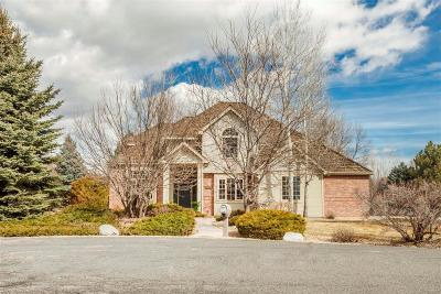 Niwot Single Family Home Under Contract: 6915 Peppertree Lane