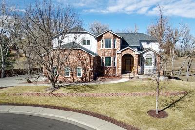 Wheat Ridge Single Family Home Under Contract: 3975 Pierson Street