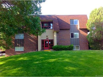 Condo/Townhouse Sold: 7755 East Quincy Avenue #201A7