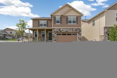 Castle Rock Single Family Home Active: 6059 Sun Mesa Circle