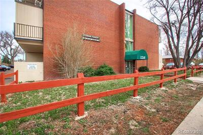 Aurora, Denver Single Family Home Under Contract: 12245 East 14th Ave Avenue #307