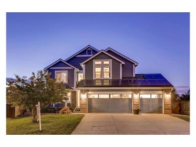 Highlands Ranch Single Family Home Under Contract: 9658 Westbury Way