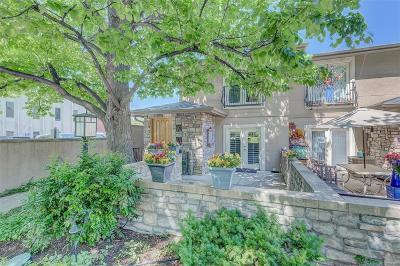 Denver Condo/Townhouse Under Contract: 327 Steele Street
