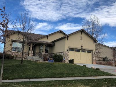 Broomfield Single Family Home Under Contract: 4622 Belford Circle