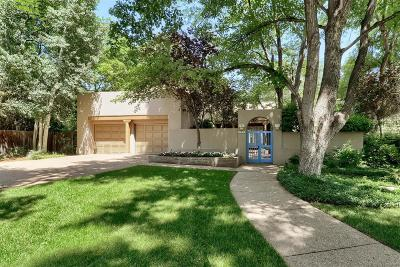 Denver Single Family Home Active: 2320 South Monroe Street