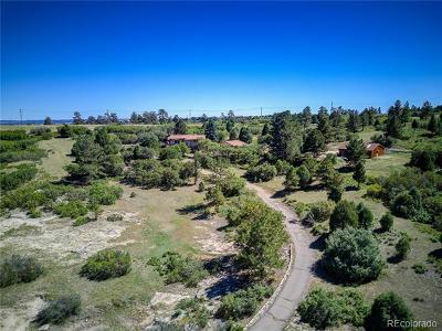 Castle Rock CO Single Family Home Under Contract: $1,125,000