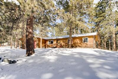 Conifer Single Family Home Under Contract: 26499 West Street