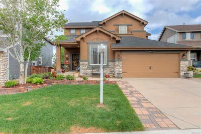 Highlands Ranch Single Family Home Active: 10219 Bentwood Circle