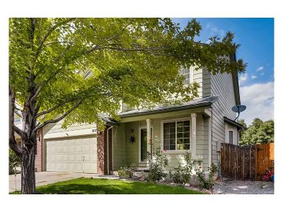 Brighton Single Family Home Under Contract: 5717 East 122nd Drive