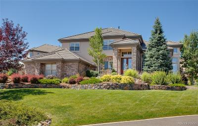 Lone Tree Single Family Home Active: 8774 Crooked Stick Court