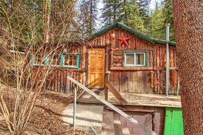 Pine Single Family Home Under Contract: 27503 Schuyler Gulch Road