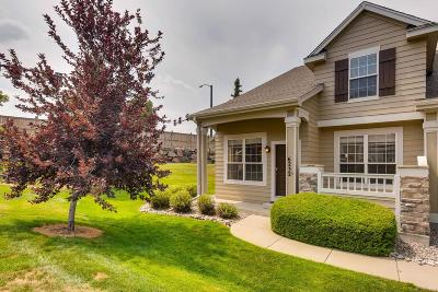 Highlands Ranch Condo/Townhouse Active: 6232 Trailhead Road