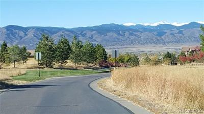Highlands Ranch CO Single Family Home Under Contract: $3,054,345