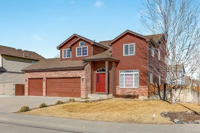 Frederick Single Family Home Under Contract: 5829 Wetland Loop