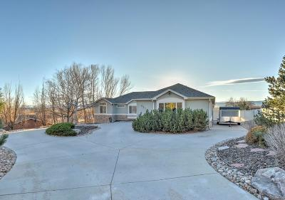 Single Family Home Under Contract: 6835 Oberon Road