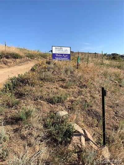 Boulder County Residential Lots & Land Active: 730 Lost Angel Road