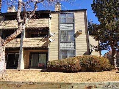 Aurora Condo/Townhouse Active: 16153 East Alaska Place #8