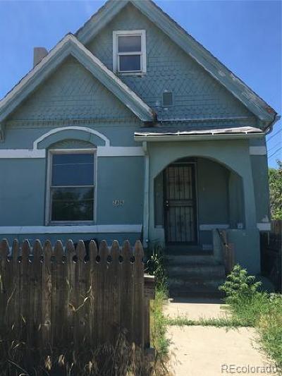 Cole, Cole And Whittier, Cole/Whittier, Whittier Single Family Home Active: 2626 East Bruce Randolph Avenue