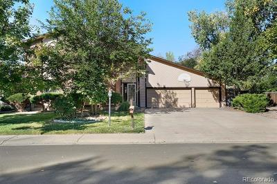 Aurora Single Family Home Active: 15869 East 8th Circle