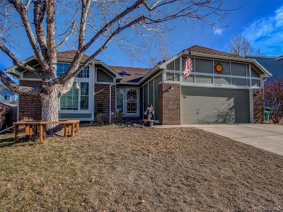 Aurora Single Family Home Active: 4198 South Andes Street