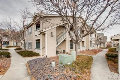 Broomfield Condo/Townhouse Under Contract: 1146 Opal Street #101