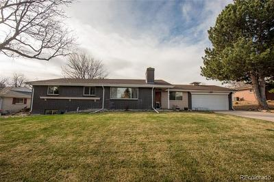 Lakewood Single Family Home Active: 2944 Routt Circle
