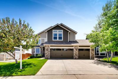 Parker Single Family Home Active: 15834 Club Rush Court