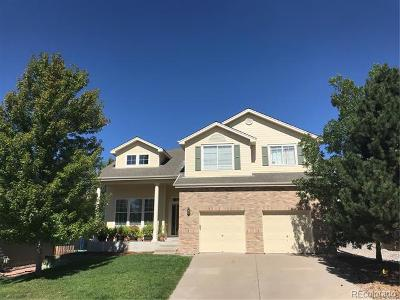 Castle Pines Single Family Home Active: 8165 Briar Cliff Drive
