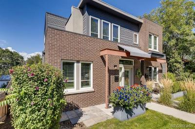 Englewood Condo/Townhouse Active: 2837 South Sherman Street
