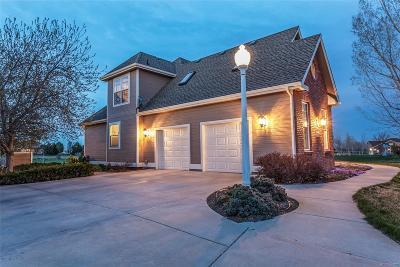 Longmont Single Family Home Active: 2155 Meadowlark Place