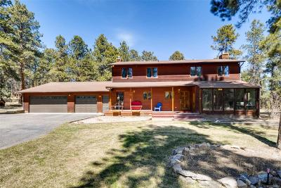 Evergreen Single Family Home Active: 27953 War Admiral Trail