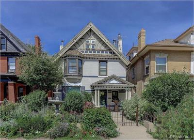 Denver Single Family Home Active: 1245 York Street