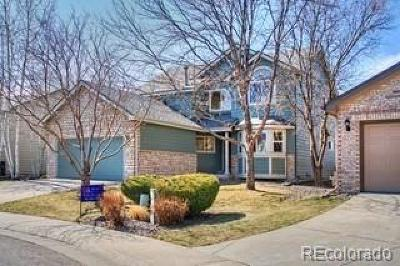 Arvada Single Family Home Under Contract: 6859 Lupine Way