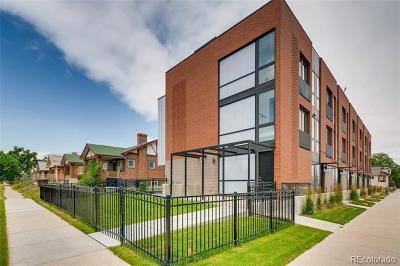 Denver Condo/Townhouse Active: 1600 Irving Street