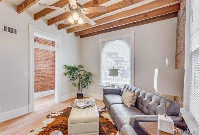 Single Family Home Active: 1136 South Logan Street
