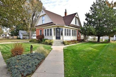 Ault Single Family Home Active: 316 North 1st Avenue