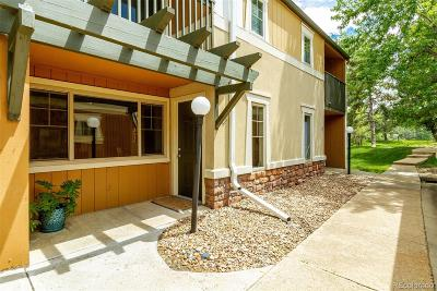 Boulder Condo/Townhouse Under Contract: 780 West Moorhead Circle #B