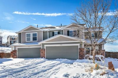 Castle Rock Condo/Townhouse Active: 5898 Turnstone Place