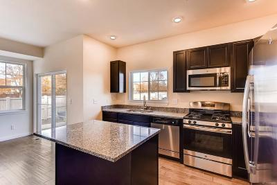 Thornton Condo/Townhouse Under Contract: 12874 Jasmine Street #F