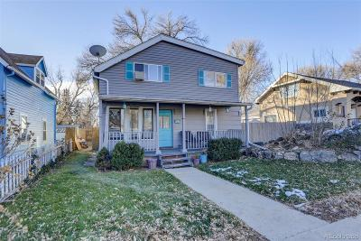 Longmont Single Family Home Active: 11 Marshall Place