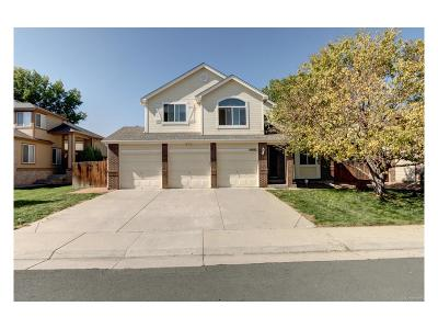 Westminster Single Family Home Active: 10092 West 100th Place
